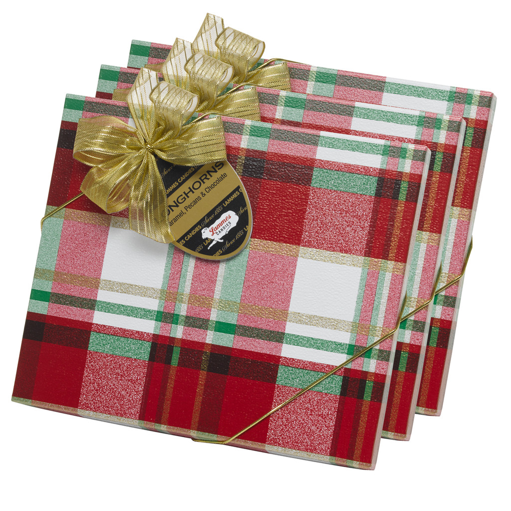 Longhorns Holiday Gift Box - Case of 12
