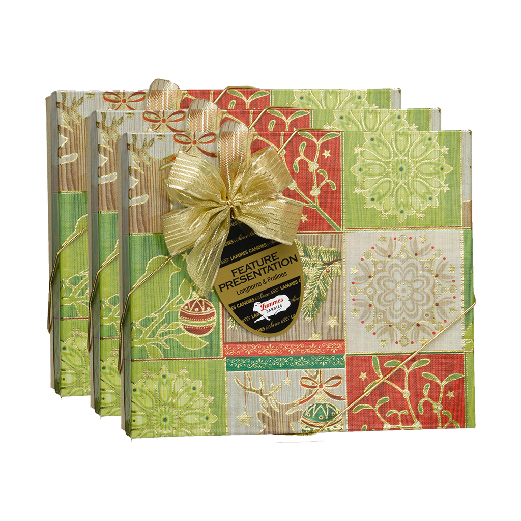 Feature Presentation Holiday Gift Box - Case of 6