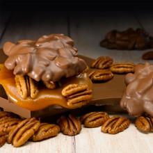 12 oz Milk Chocolate Longhorn