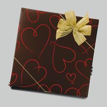 Chocolates & Pralines Sweetheart Box, 20 Piece