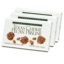 1 lb. Texas Chewie Pecan Pralines - Case of 12