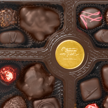 Assorted Dark Chocolates, 24 Piece
