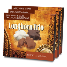 Longhorn Trio - Case of 12