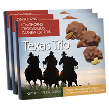Texas Trio - Case of 12