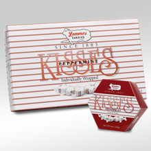 Peppermint Taffy Kisses Gift Box