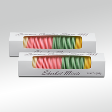 Pastel Sherbet Mints - 2 Pack
