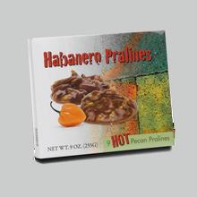 Habanero Pralines