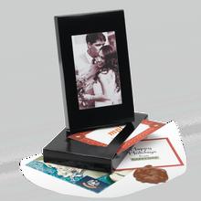 Longhorn Personalizable Postcard Box
