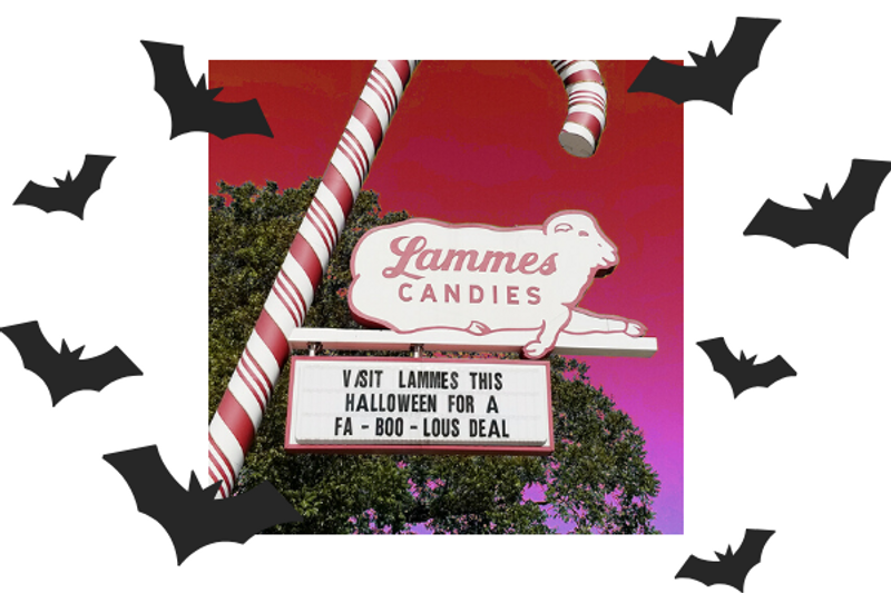 Lamme-O-Ween: Costumes, Pumpkin Treats, and one Fa-boo-lous Deal!