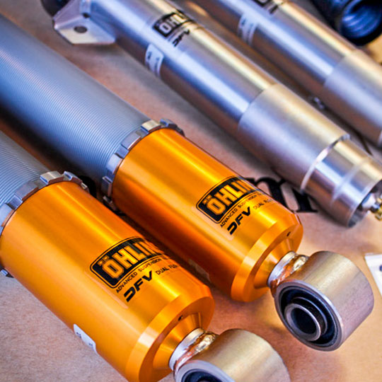 Ohlins Coilovers