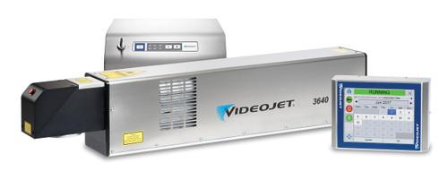 Videojet 3640 Laser Marking System