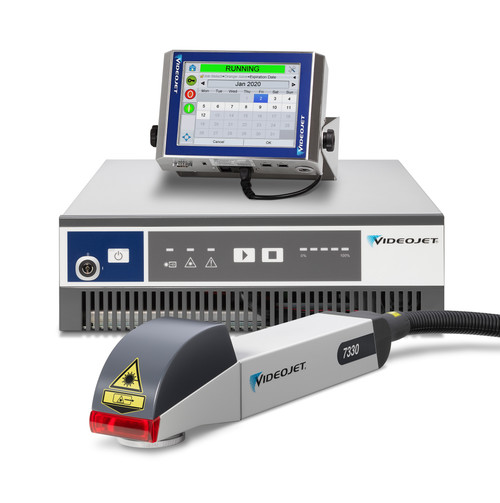Videojet 7230 Laser Marking System