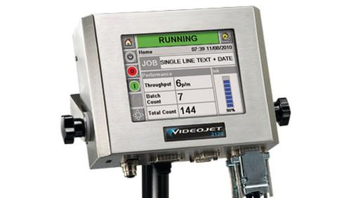 Videojet 2120 Case Code Printer
