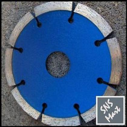 STADEA Diamond Tuck Point Blades Concrete Masonary 4.5 Inch For Concrete Brack Chasing