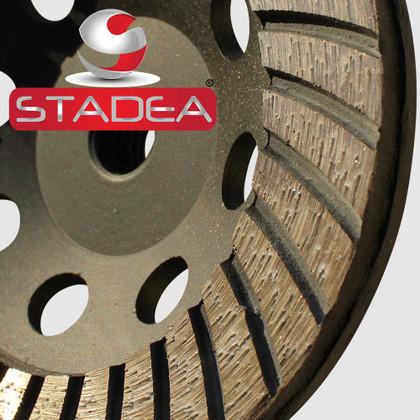 STADEA Diamond Grinding Wheel Cup Wheel for Concrete Stone Granite, 4 Inch Series Super C