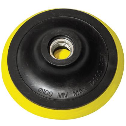 "Stadea Foam Hook and Loop Backing Pad - 4 Inch - 5/8"" Arbor, 1 Piece"