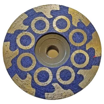 "Stadea Diamond Cup Grinding Wheel for Granite Quartz Concrete Grinding Sanding - 6"", 7"" - Coarse Medium Fine - Series Ultra A"