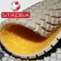 Dry Diamond Polishing Pads Granite Marble Concrete Stone Glass Polishing, 4 Inch Set by Stadea (Series Ultra B)