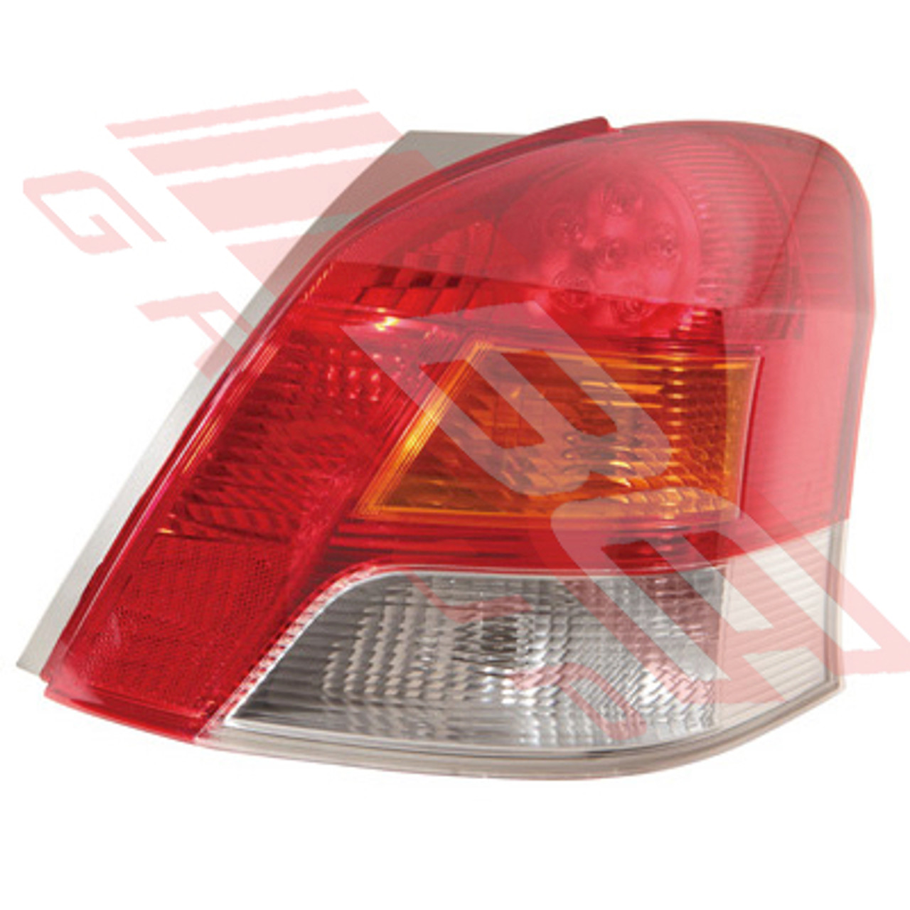 8116298-14 -REAR LAMP -R/H -TO SUIT TOYOTA YARIS/VITZ 2009- F/LIFT