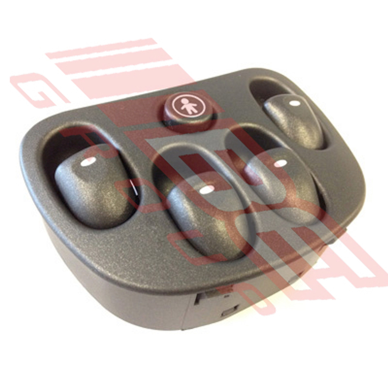 2816062-1 -DOOR WINDOW SWITCH -CENTRE CONSOLE -TO SUIT HOLDEN COMMODORE  VT/VX 1997-