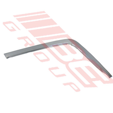 3528090-92 -FRONT BUMPER -MOULDING -R/H -EARLY -TO SUIT MERCEDES W140 S CLASS 1992-1997