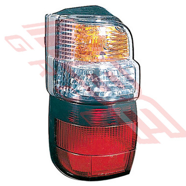 8193098-01 -REAR LAMP -L/H -TO SUIT TOYOTA HIACE 1995 - SUPER CUSTOM