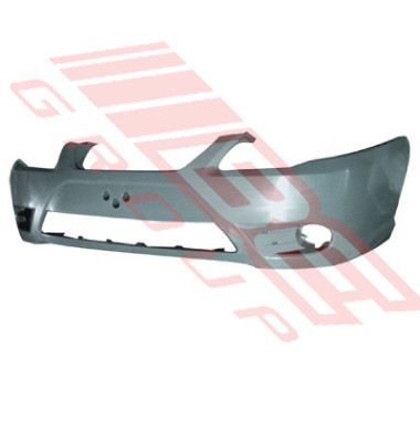 2569390-0 -FRONT BUMPER -MAT/GREY -TO SUIT FORD FALCON BF2 2006-