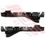 1683190-60 -FRONT BUMPER BRACKET SET -PLASTIC -2PCS -TO SUIT NISSAN CARAVAN NV350 / E26 2013-