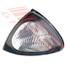 8164097-1G -CORNER LAMP -L/H -CLEAR -BLACK -TO SUIT TOYOTA CALDINA 1998 -ST210/215