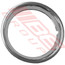 BE-271-13 -WHEEL TRIM BAND -13IN S/STEEL -SET -WHEEL TRIM RING