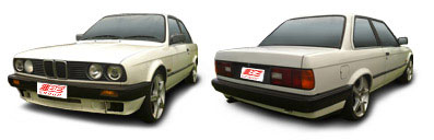 FIND NEW AFTERMARKET PARTS TO SUIT BMW 3 SERIES E30