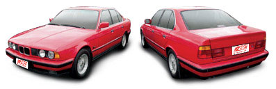 FIND NEW AFTERMARKET PARTS TO SUIT BMW 5 SERIES E34