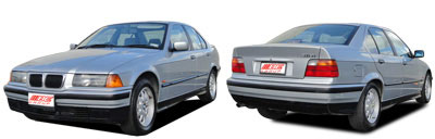 FIND NEW AFTERMARKET PARTS TO SUIT BMW 3 SERIES E36 1991-98