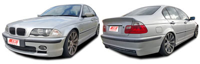 FIND NEW AFTERMARKET PARTS TO SUIT BMW 3 SERIES E46 1998-FACELIFT