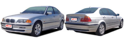 FIND NEW AFTERMARKET PARTS TO SUIT BMW 3 SERIES E46 1998-
