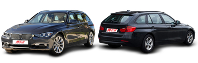 FIND NEW AFTERMARKET PARTS TO SUIT BMW 3 SERIES F30/F31 2012-WAGON