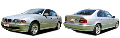 FIND NEW AFTERMARKET PARTS TO SUIT BMW 5 SERIES E39 1996-2003