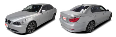 FIND NEW AFTERMARKET PARTS TO SUIT BMW 5 SERIES E60 2003-