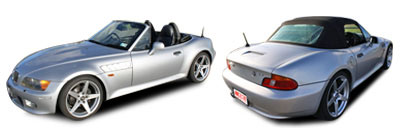 FIND NEW AFTERMARKET PARTS TO SUIT BMW Z3 ROADSTER 1996-