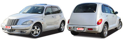 FIND NEW AFTERMARKET PARTS TO SUIT PT CRUISER 2001-
