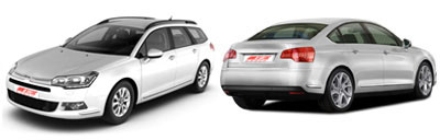 FIND NEW AFTERMARKET PARTS TO SUIT CITROEN C5 2008-