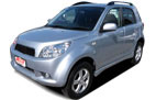 FIND NEW AFTERMARKET PARTS TO SUIT DAIHATSU TERIOS 2006-