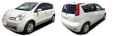 FIND NEW AFTERMARKET PARTS TO SUIT NISSAN NOTE 2005-