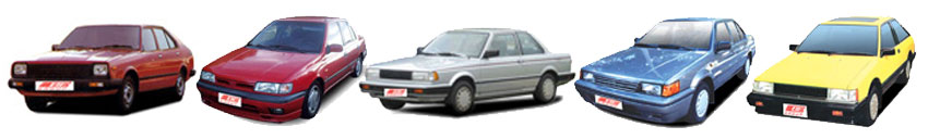 FIND NEW AFTERMARKET PARTS TO SUIT NISSAN PULSAR N SERIES 1979-1995