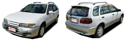 FIND NEW AFTERMARKET PARTS TO SUIT NISSAN SENTRA N15 1996-