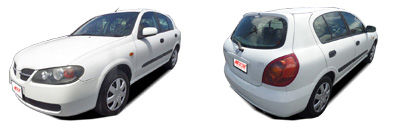 FIND NEW AFTERMARKET PARTS TO SUIT NISSAN SENTRA N16 2000-