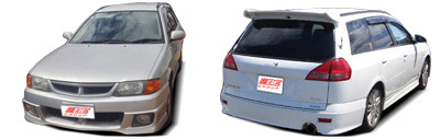 FIND NEW AFTERMARKET PARTS TO SUIT NISSAN WINGROAD 1999-