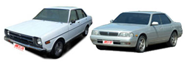 FIND NEW AFTERMARKET PARTS TO SUIT NISSAN SUNNY B310 1978-1982