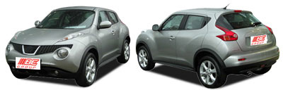 FIND NEW AFTERMARKET PARTS TO SUIT NISSAN JUKE 2010-