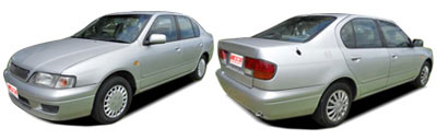 FIND NEW AFTERMARKET PARTS TO SUIT NISSAN PRIMERA P11 1996-2001